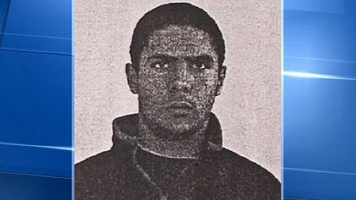 Portrait de Medhi N., suspect des assassinats perpétrés au musée juif de Bruxelles.