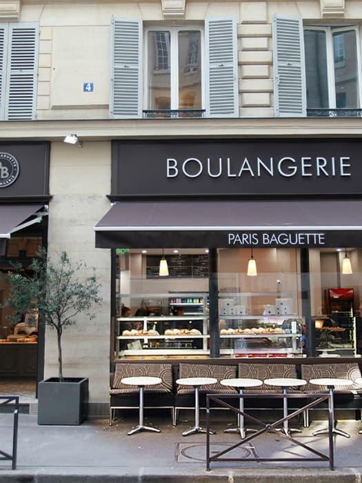 Paris Baguette a même ouvert une boutique à Paris en 2014.