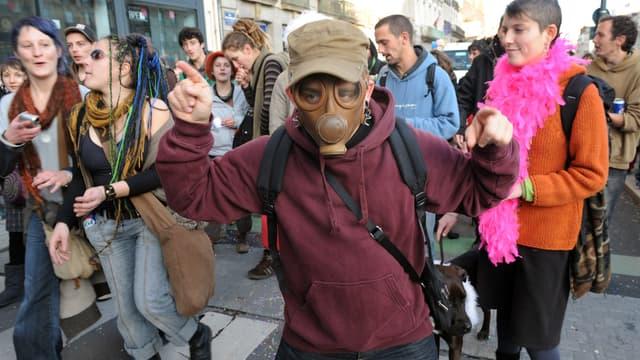 """Des rassemblements étaient organisés samedi dans sept villes de France pour protester contre la """"répression"""" de leurs événements et les saisies de sonos. (photo d'illustration)"""