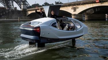 Uber a voulu racheter SeaBubble