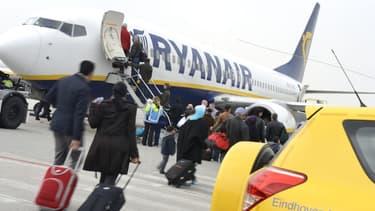 Ryanair est en litige avec l'aéroport de Kiev.