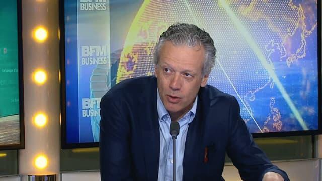 Hugues le Bret était l'invité de BFM Business