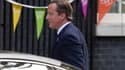 David Cameron a remanié mardi le gouvernement britannique dans l'espoir de faire taire les voix dissidentes à sa droite et de redresser une popularité en berne pour cause de récession. /Photo prise le 4 septembre 2012/REUTERS/Neil Hall