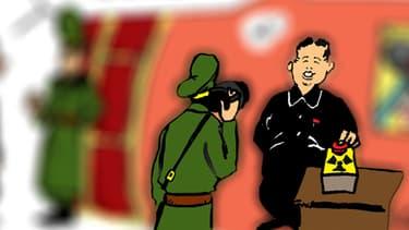 La choré du Nord de Kim Jong-Un.