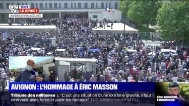 """Avignon: Bruno Bartoccetti (Unité SGP Police FO) attend que """"l'ensemble de la classe politique se lève pour soutenir"""" les policiers"""