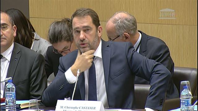 Christophe Castaner à l'Assemblée nationale en septembre dernier.