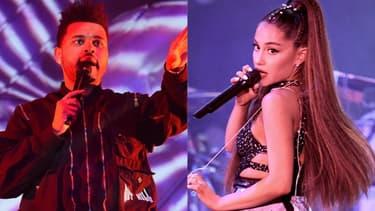The Weeknd et Ariana Grande