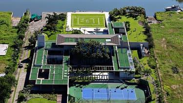 L'attaquant du FC Barcelone s'est offert une maison à 8 millions d'euros au Brésil.
