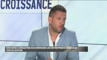 Cédric Dupont (Bon Sens Consulting) : Bon Sens Consulting accompagne les entreprises dans leur digitalisation - 05/08