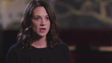 """Asia Argento dans """"Envoyé spécial"""", le 26 octobre sur France 2"""