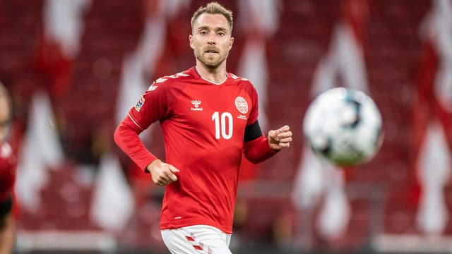 Christian Eriksen - Danemark