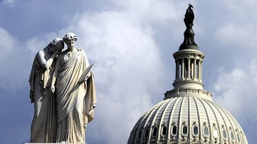 Les Etats-Unis auraient perdu 24 milliards de dollars de richesse durant la crise budgétaire.