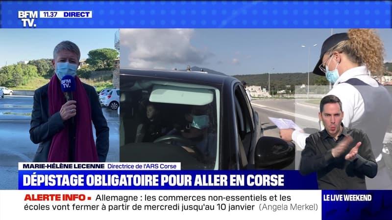 Corse : pourquoi imposer le dépistage aux vacanciers ? - 13/12