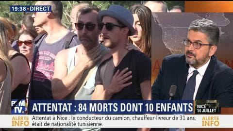 Attentat à Nice: les réactions politiques