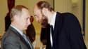 """L'ancien """"banquier de Poutine"""" est recherché par la justice."""