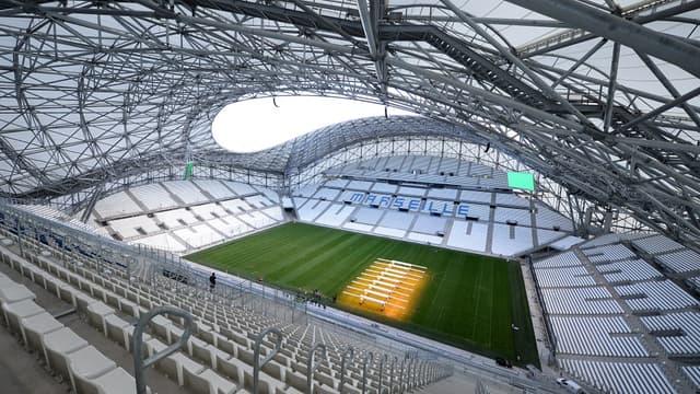 Le nouveau stade Vélodrome contient 67.000 places.