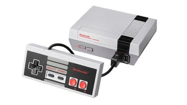 La NES Classic Mini sera de retour fin juin.