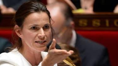 Aurélie Filippetti, ministre de la Culture.
