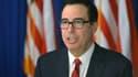Le secrétaire américain au Trésor Steven Mnuchin a annulé sa participation à une grande conférence économique organisée à Ryad du 23 eu 25 octobre 2018.