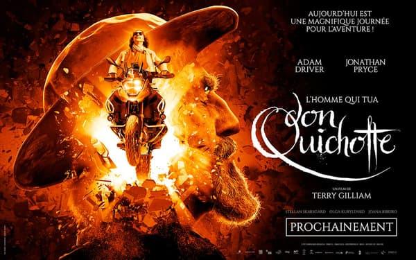 Don Quichotte de Terry Gilliam