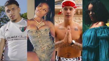 Alrima, Nicki Minaj, Justin Bieber ou encore Rihanna seront partout sur les ondes cet été