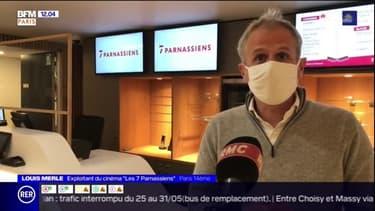 Île-de-France: le casse-tête de la diffusion des films