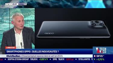 Denis Morel (OPPO France) : Smartphones OPPO, quelles nouveautés ? - 11/03