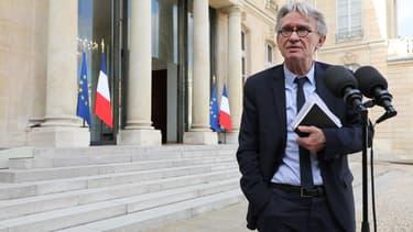 Jean-Claude Mailly s'est félicité de la mise en place du bonus-malus sur les contrats-courts