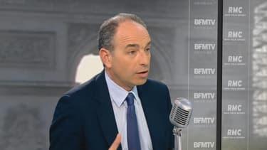 Jean-François Copé, président de l'UMP ce vendredi sur RMC et BFMTV.
