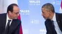 François Hollande et Barack Obama se sont entretenus au téléphone, ce lundi, pour évoquer l'épidémie d'Ebola qui inquiète le monde entier.
