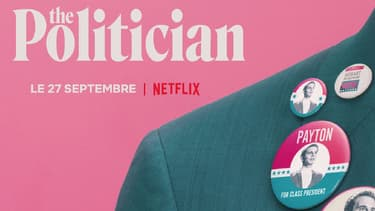 The Politician de Ryan Murphy