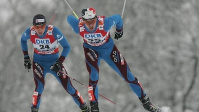 François Braud et Maxime Laheurte