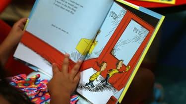 Un livre de Dr. Seuss (image d'illustration)