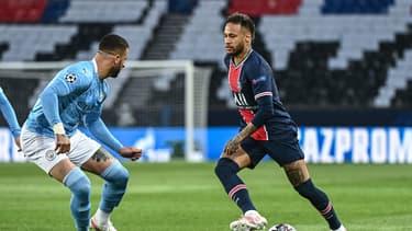 Neymar pris pour cible par Liam Gallagher