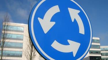 93% des Français ne savent pas précisément comment s'insérer dans un carrefour giratoire.