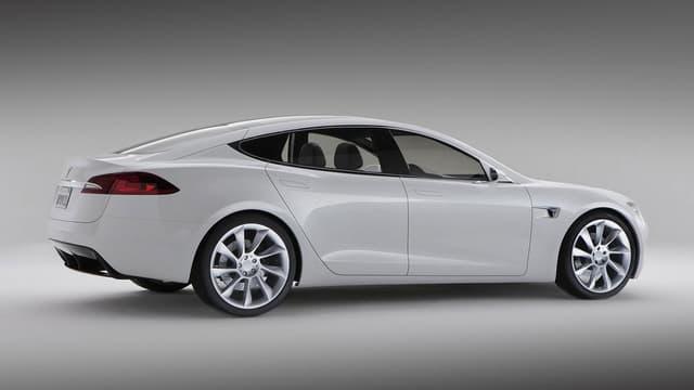 La Model S est la raison du succès de Tesla