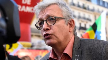 Pierre Laurent, le secrétaire général du Parti communiste français. (image d'illustration)