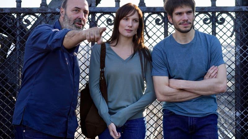 Cédric Klapisch tourne un film sur la danse avec François Civil et Pio Marmaï