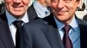 L'ancien ministre Christian Estrosi a apporté mardi son soutien à François Fillon dans la course à la présidence de l'UMP, une prise de poids pour l'ancien Premier ministre qui est favori des sondages pour le scrutin des 18 et 25 novembre. /Photo d'archiv