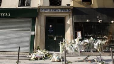 La cour d'appel de Paris a condamné mardi à trois ans de prison, dont un avec sursis, la responsable de l'incendie de l'hôtel Paris-Opéra - Mardi 12 janvier 2016