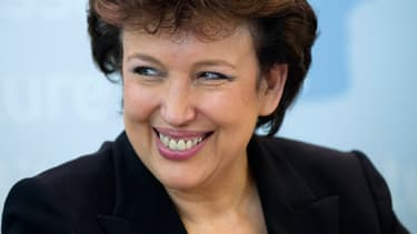Roselyne Bachelot, ancienne ministre aujourd'hui journaliste pour la chaîne D8