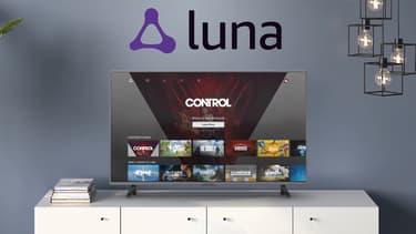 """Amazon lance Luna, une plateforme de jeux vidéos à la demande sur le """"cloud"""""""