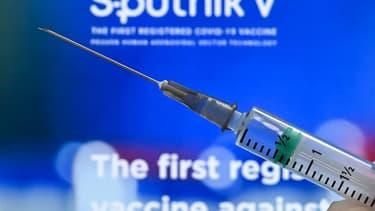 Le vaccin russe Spoutnik V (Photo d'illustration).