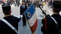 Nicolas Sarkozy a mis à profit la commémoration du 150e anniversaire du rattachement de la Savoie à la France pour vanter l'importance des racines dans la construction de l'identité française. /Photo prise le 22 avril 2010/REUTERS/Robert Pratta