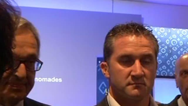 Manuel Valls ce samedi à Evry.