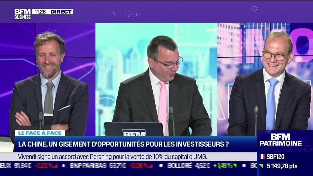 Jean-François Robin VS Damien Direickx : La Chine, un gisement d'opportunités pour les investisseurs ? - 21/06