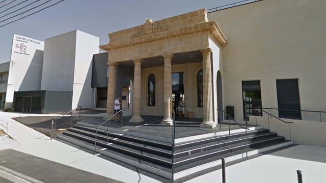 L'hôpital Samuel Pozzi, à Bergerac.