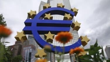 """La BCE commencera en novembre son opération vérité """"sur les banques européennes""""."""