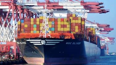 Les exportations de la Chine ont reculé en mai de 3,3% sur un an.