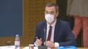Olivier Véran, le 22 juillet 2021 devant la commission des Lois du Sénat